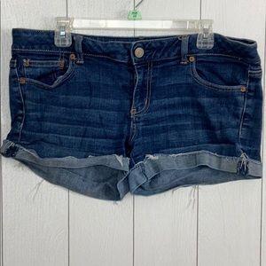 American Eagle size 14 jean shorts